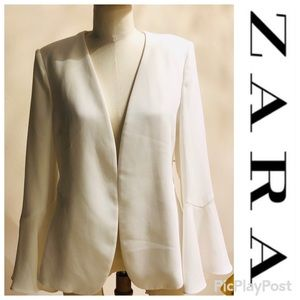ZARA blazer/jacket with flared sleeves